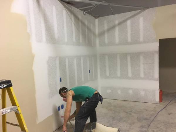 Commercial Paint Job Lake Mary Florida