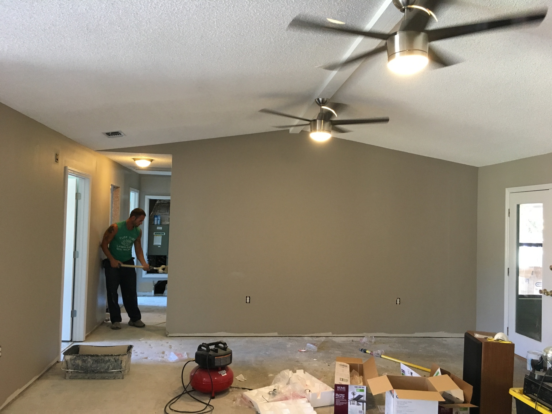 Complete Home Interior Painting Service